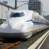 Central Japan Railway's test shinkansen hits 360 kph