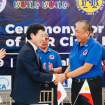 Civil work contract on Philippines' Clark Phase 1 signed