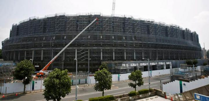 Report reveals alleged labor issues at 2020 Tokyo Olympic building sites