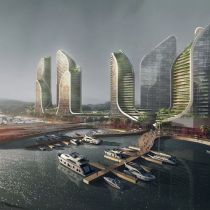 Crown Group Plans $1bn Waterfront City in Jakarta