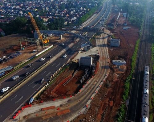 $70 Billion Toll-Road Plan to Connect Indonesia's Sprawl