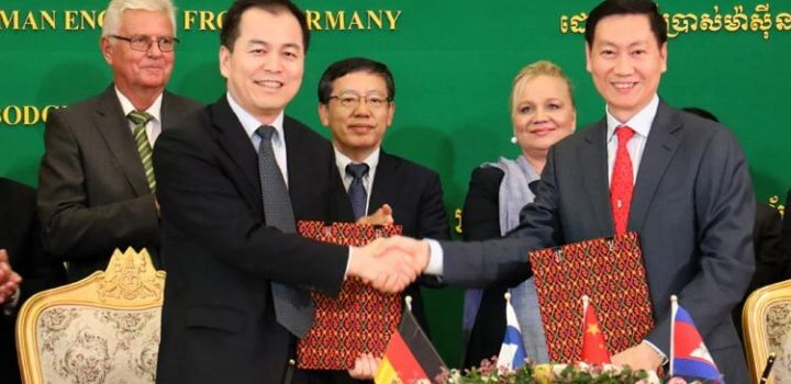 Chinese companies to build 400 MW power plant