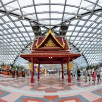 Thai Transport Ministry halts plan to build Suvarnabhumi airport 2nd terminal