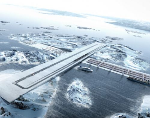 China withdraws bid for Greenland airport projects