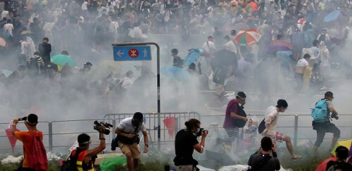 HK Gov't postpones tender due to recent protests