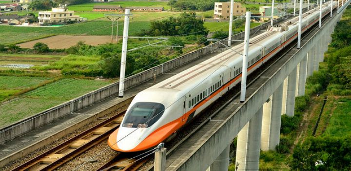 Taiwan Gov't considers extending Taiwan High Speed Rail