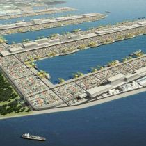 Singapore Port Extension