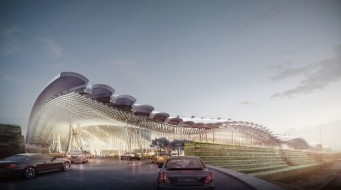 Transportation minister threatens to end Taiwan airport design contract
