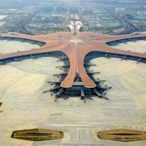 China officially opens its massive new airport in Beijing