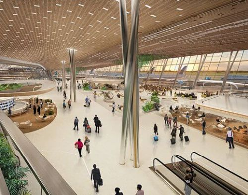 Construction on Taipei Taoyuan Airport Terminal 3 to begin in May 2020
