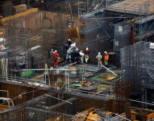 Labor-short construction industry investing in AI and robots