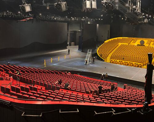 Atkins' acoustic design brings China's first Cirque du Soleil theater to life