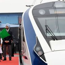 Plans to build India's first bullet train up for review