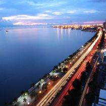 China Harbour and Boskalis ink huge land reclamation contract in Manila Bay