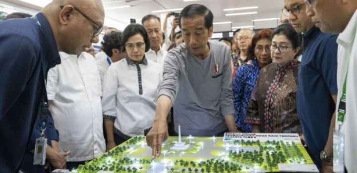 Indonesia preps US$40 billion for a metro to rival Singapore's