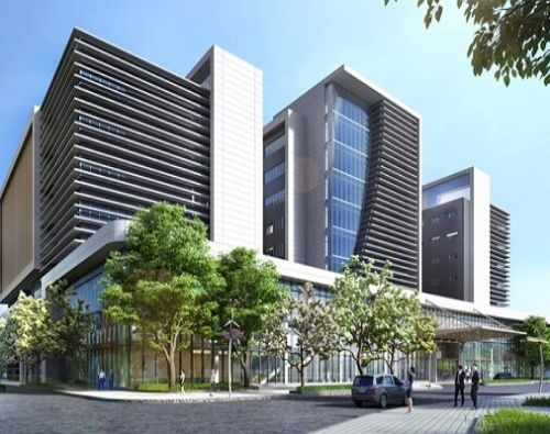 Work starts on smart industrial park in New Taipei