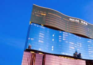 MGM China will start construction of its second casino at Cotai to add to the existing MGM Macau casino complex pictured here  (MGM Macau)