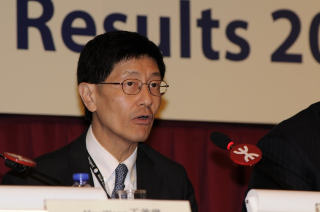 MTRC Deputy Chief Executive Officer Lincoln Leong Kwok-kuen    (Danny Chung)
