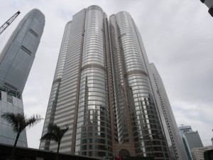 Hongkong Land's portfolio in Central includes One and Two Exchange Square in Central  (Danny Chung)