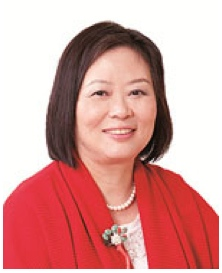 Chairman of the Competition Commission Anna Wu Hung-yuk. She is also the chairman of the Mandatory Provident Fund Schemes Authority. (photo from HKFSA website)