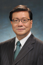 Secretary for Transport and Housing Anthony Cheung Bing-leung  (HKSAR Government)
