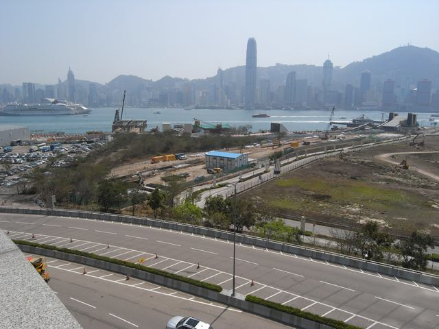 The West Kowloon Cultural Authority will report to the Legislative Council next month on its financial status.  (Danny Chung)