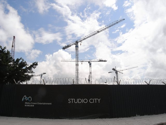 Yau Lee is in working on the Studio City project in Macau with joint venture partner Paul Y Construction  (Danny Chung)