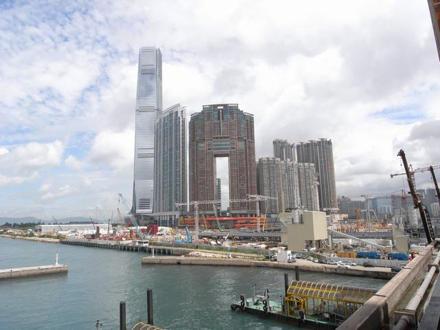 The government will pick up the tab for basic infrastructure works for the West Kowloon Cultural District, estimated to be over HK$10 billion  (Danny Chung)