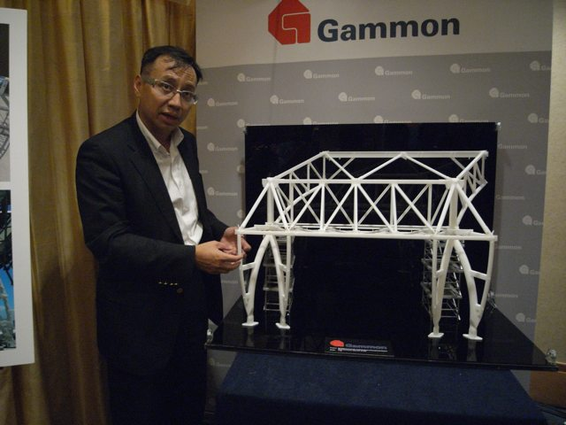 Gammon director Derek So Kwok-leung says contractors can benefit from use of Building Information Modelling  (Danny Chung)