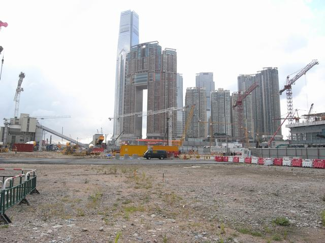 Work for the West Kowloon Cultural District finally started work in September with ground-breaking for the first facility, the Xiqu Centre   (Danny Chung)