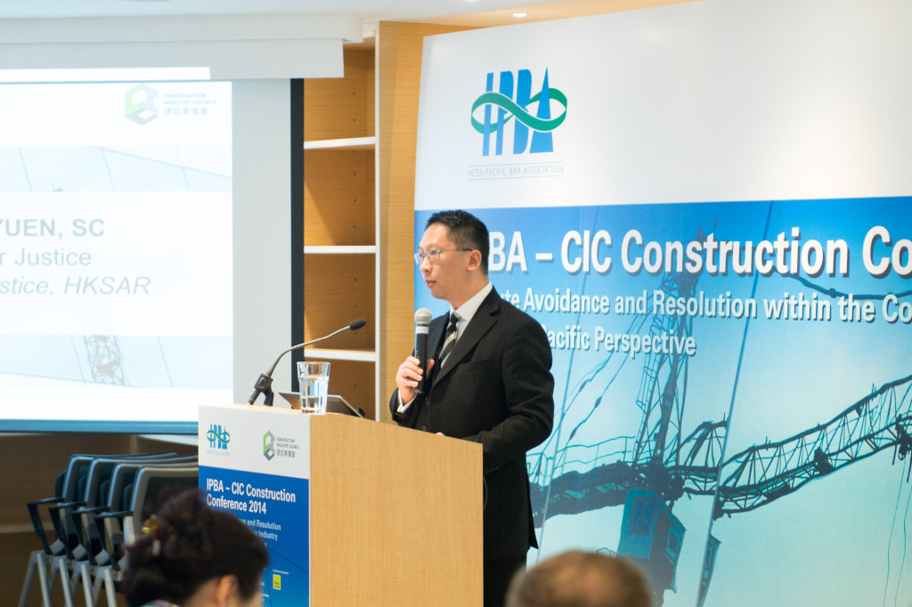 Opening Remarks by Mr. Rimsky YUEN, SC Secretary for Justice, Department of Justice, HKSAR