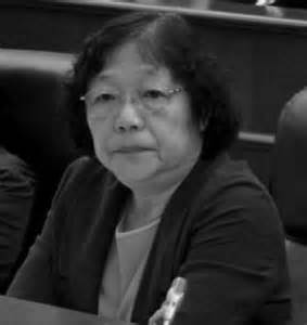 Legislative Assembly first standing committee president, Kwan Tsui Hang