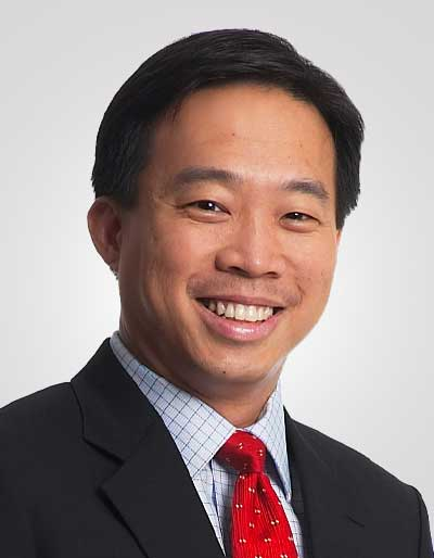 Mr Png Cheong Boon, CEO, JTC