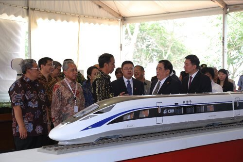 Atkins to create TOD masterplans for Indonesia's first HSR corridor