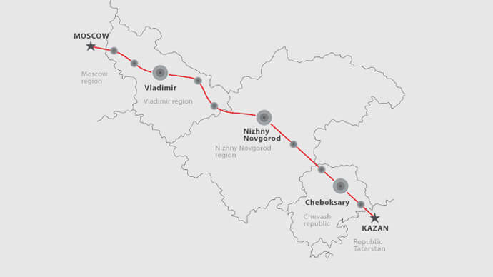 China to build 400km/h train for Russia's high-sd railway ... on vladivostok map, samara russia map, tatarstan russia map, ufa russia map, serpukhov russia map, moscow map, novgorod russia map, yurga russia map, yaroslavl russia map, markovo russia map, elista russia map, grozny russia map, volsk russia map, astrakhan russia map, bashkiria russia map, tula russia map, irkutsk map, warsaw russia map, crimea russia map, tynda russia map,